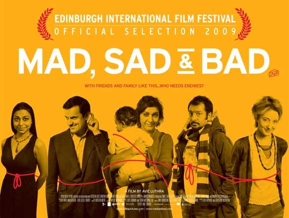 "BAFTA-nominated Film Director (""Mad, Sad and Bad"")"