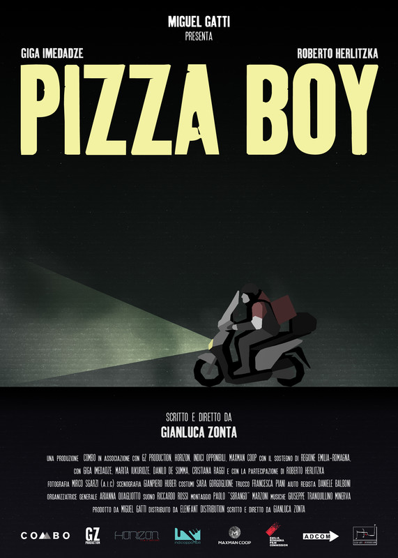 Pizza Boy poster